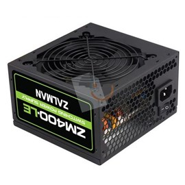 Zalman ZM400-LE 400W 120mm Fan PSU