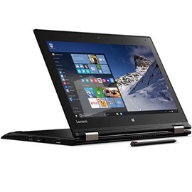 "Lenovo 20FD001WTX ThinkPad Yoga 260 Core i7-6500U 8GB 256GB SSD 12.5"" Full HD Win 7/10 Pro"