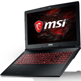 "MSI GL62M 7RC-042XTR Core i5-7300HQ 8GB 1TB MX150 15.6"" Full HD FreeDOS"