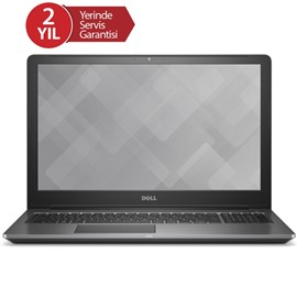 "Dell Vostro 5568 FG50F81N Core i7-7500U 8GB 1TB 940MX 4GB Full HD 15.6"" Linux"