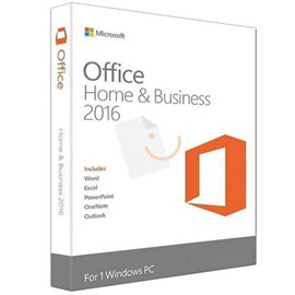 Microsoft T5D-02280 Office 2016 Home and Business İngilizce Kutulu