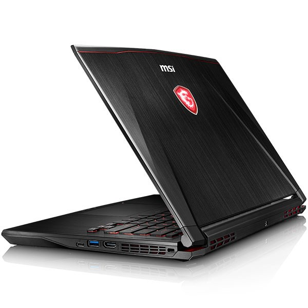 "MSI GS43VR 7RE-091TR Phantom Pro Core i7-7700HQ 16GB 256GB SSD +1TB GTX1060 14"" Full HD Win 10"