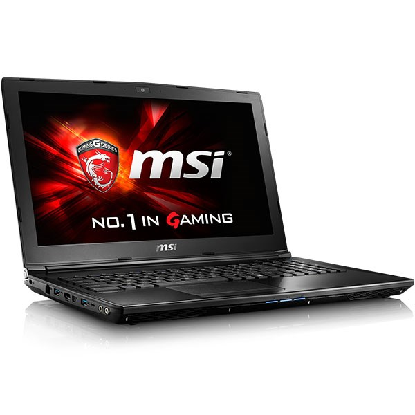 MSI GL62 6QE-1824XTR Core i5-6300HQ 8GB 1TB GTX950M 15.6' Full HD FreeDOS