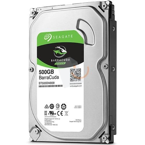 Seagate ST500LM030 BarraCuda 500GB 128Mb 5400Rpm Sata3 2.5' Disk