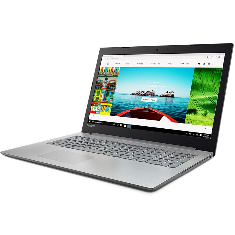 "Lenovo 80XL00LSTX IdeaPad 320-15IKB Silver Core i5-7200U 8GB 1TB G920MX 15.6"" FreeDos"