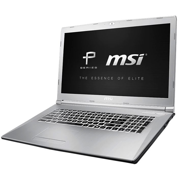 MSI PE72 7RD-877XTR Core i7-7700HQ 8GB 128GB SSD 1TB GTX1050 4GB 17.3' Full HD 120Hz FreeDOS