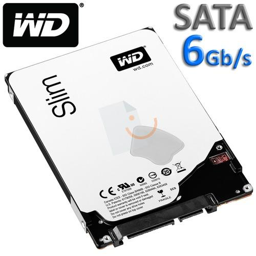 Western Digital WD5000LPCX Blue 500GB 16MB 2.5' 5400Rpm Sata3 7mm