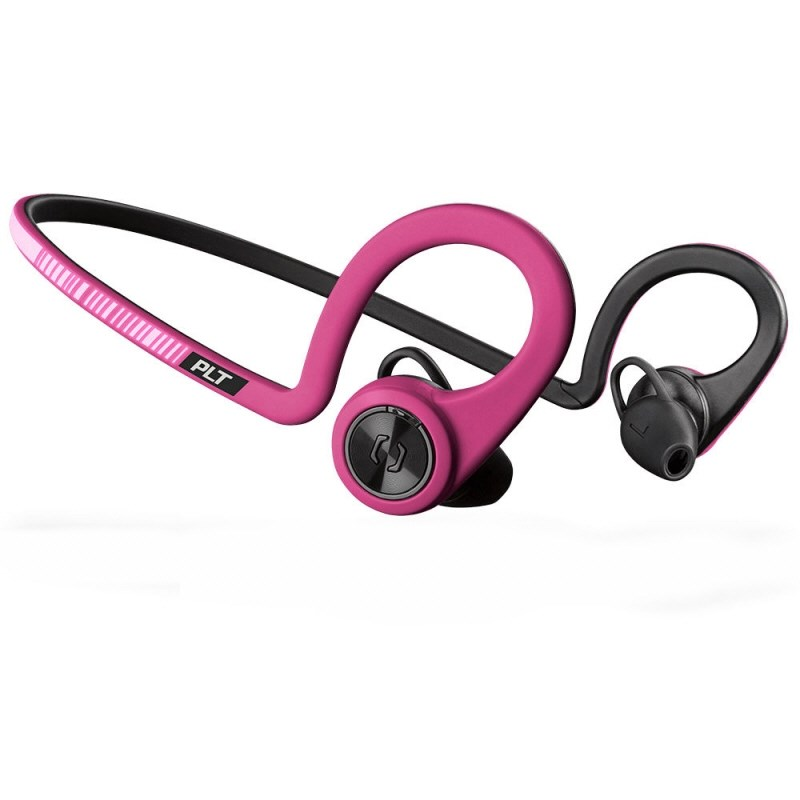 Plantronics BackBeat Fit Stereo Bluetooth Spor Kulaklık Fit Fuschia