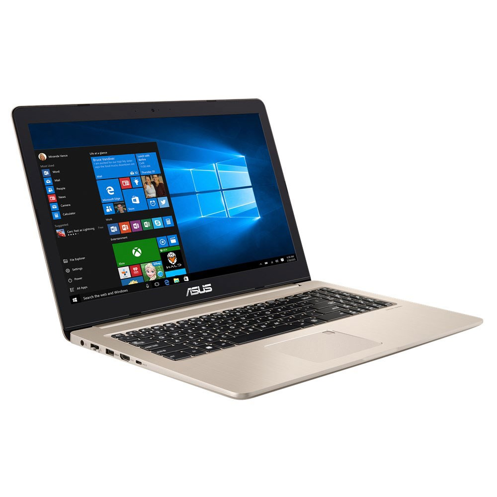 "Asus N580VD-DM160T Core i7-7700HQ 16GB 128GB SSD 1TB GTX 1050 4GB 15.6"" Win 10"