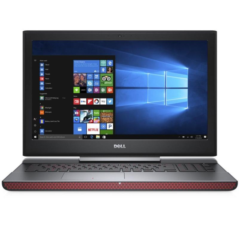 "Dell inspiron 7567 4B30F81C Core i5-7300HQ 8GB 1TB GTX1050 4GB 15.6"" Full HD Linux"