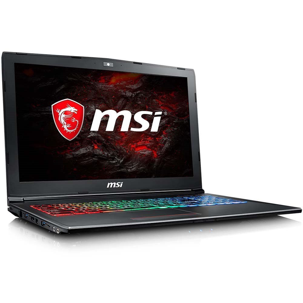 "MSI GF62 7RD-1622XTR Core i5-7300HQ 8GB 1TB GTX1050 4GB 15.6"" Full HD FreeDos"