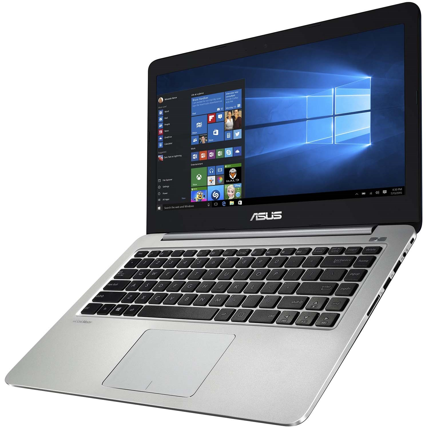 "Asus K401UQ-FA177D Core i5-7200U 4GB 750GB G940MX 14"" FreeDos"