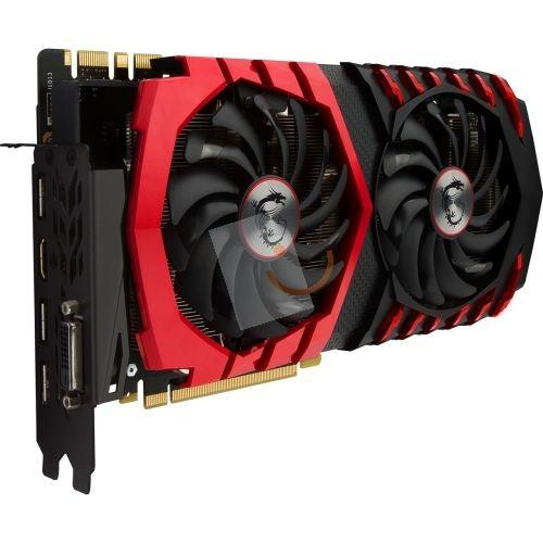 MSI GeForce GTX 1080 GAMING X 8G 8GB GDDR5X 256Bit HDMI DP 16x