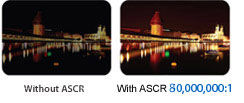 ASUS Smart Contrast Ratio