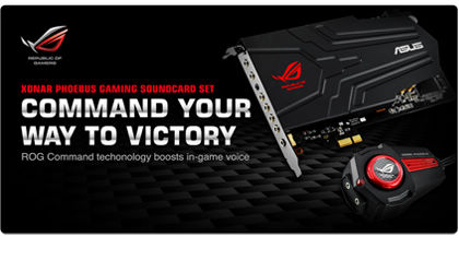 ROG Command technology