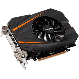 Gigabyte GV-N1070IXOC-8GD GeForce GTX 1070 Mini ITX OC 8GB GDDR5 256Bit 16x
