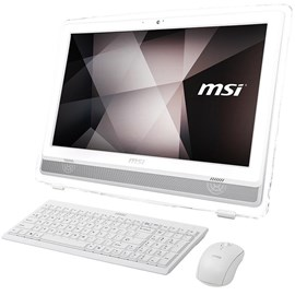 "MSI PRO 22E 7M-050XTR Beyaz Core i5-7400 8GB 1TB 21.5"" Full HD FreeDOS"