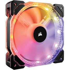 Corsair CO-9050065-WW HD120 RGB LED Yüksek Performans 120mm PWM Fan