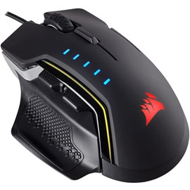 Corsair CH-9302111-EU GLAIVE RGB FPS Optik Gaming Mouse - Alüminyum