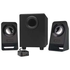 Logitech Z213 2+1 14 watt Multimedia Speakers 980-000942