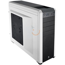 Corsair CC-9011013-WW Carbide Series 500R Mid Tower Beyaz Psu'suz Kasa