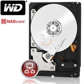 "Western Digital WD30EFRX Red 3TB 64MB 5400Rpm Sata3 3.5"" NAS Disk"
