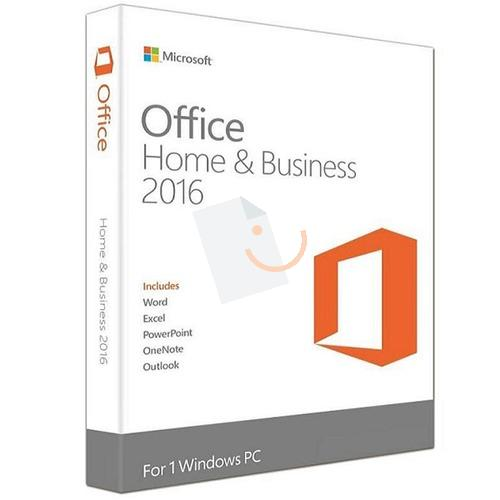Microsoft T5D-02296 Office 2016 Home and Business Türkçe Kutulu