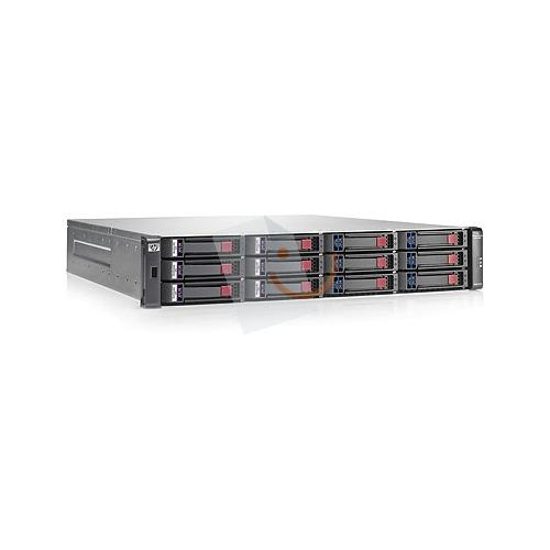 HP AW568A StorageWorks P2000 G3 MSA FC/iSCSI Dual Combo Controller SFF Array