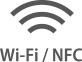 Wi-Fi / NFC